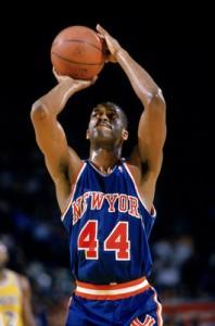 48^ Sidney Green-N°21, PF, 04/01/1961, Brooklyn, 206 cm, 100 kg, 1992-93, squadra precedente: San Antonio Spurs, squadra successiva: -, G. 24, Pt. 40.