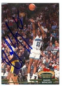 52^ David (Grover Stacey) Wingate (jr.)-N°55/11, SF-SG, 15/12/1963 Baltimora (Maryland), 196 cm, 84 kg, 1992-95, squadra precedente: Washington Bullets, squadra successiva: Seattle SuperSonics, G. 174, Pt. 872. http://youtu.be/qFs_VJzocDg