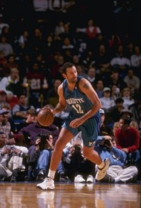 82^ Vlade Divac-N°12, C, 03/02/1968 Prijepolje (Serbia), 216 cm, 118 kg, 1996-98, squadra precedente: Los Angeles Lakers, squadre successive: Stella Rossa (durante il lockout) e Sacramento Kings, G. 145, Pt. 1691. http://www.youtube.com/watch?v=ztb11RQhuzs&feature=youtu.be