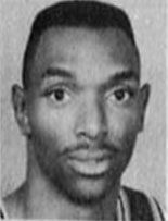 93^ Michael (Dewayne) McDonald-N°42, C, 13/02/1969, Longview (Texas), 208 cm, 105 kg, 1998, squadra precedente: Grand Rapids Hoops, squadra successiva: Grand Rapids Hoops, G. 1, Pt. 0.