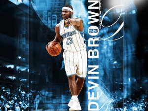 168^ Devin Brown-N°23, SG, 30/12/1978 Salt Lake City (Utah), 196 cm, 100 kg, 2006-07 e 2008-10, G. 166, Pt. 1377. http://www.youtube.com/watch?v=fzpufdVravw