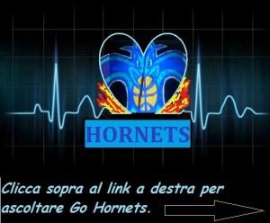 Go Hornets, di Da Future, prima versione, stagione 2008/09.