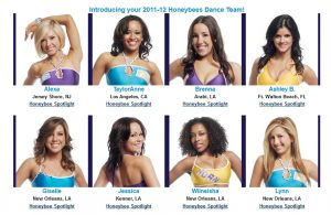 Honeybees Team 2011/12 (1).