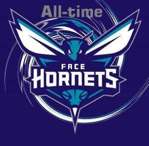 I giocatori e gli allenatori degli Hornets di tutti i tempi.