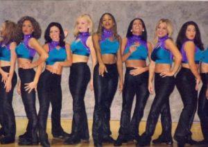 Un gruppo di Honeybees degli anni '90.