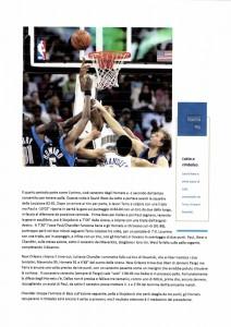 The Game; Charlotte Hornets-Dallas Mavericks 3