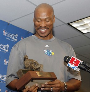 Coach Of The Year: Byron Scott (2008).