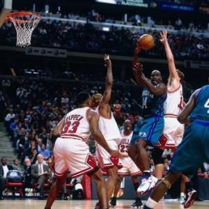 Mason contro i Chicago Bulls.