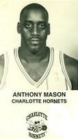 Anthony Mason agli Hornets.
