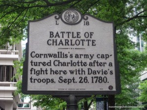 Battle of Charlotte
