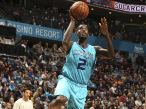 Marvin Williams in azione.