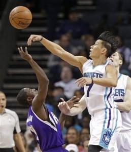 Lin, ottimo nel finale dopo essere stato in difficoltà.
