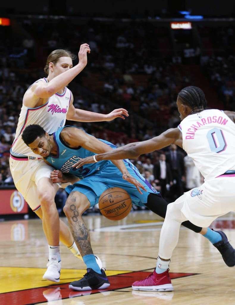 Charlotte Hornets guard Jeremy Lamb deda7b747f74